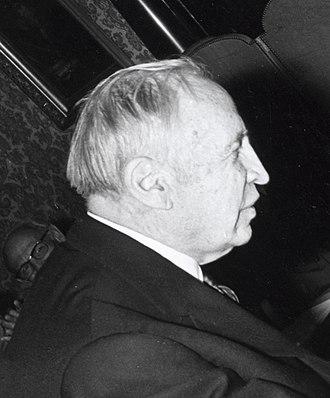 John Hasbrouck Van Vleck - John Hasbrouck Van Vleck, 1974