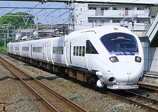 885 series Japanese train type