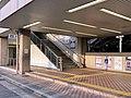JR Shijonawate Station South Side Western Entrance.jpg
