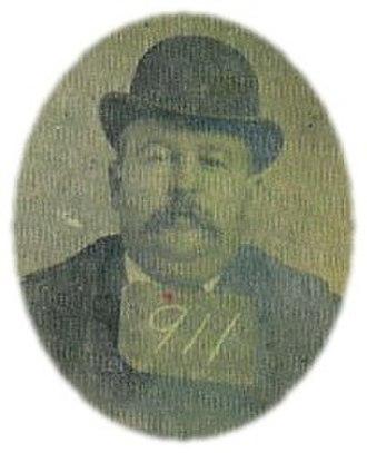 John Henry Devereux - J. H. D. Devereux, ca 1902   son of John Henry Devereux