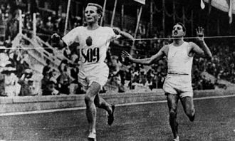 Athletics at the 1912 Summer Olympics – Men's 5000 metres - Finish