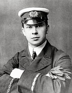 Jack Phillips (wireless officer) British sailor