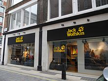 picked up good new styles Jack Wolfskin - WikiVisually