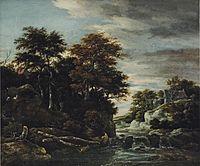 Jacob van Ruisdael - Waterfall.jpg