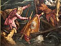 Jacopo tintoretto, san marco salva un saraceno, 1562-66, da capitolo della scuola grande di s.marco 5.JPG