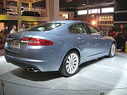 Jaguar XF Rear-view.JPG