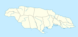 Kingston, Jamaica is located in Jamaica