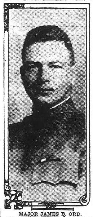 James Basevi Ord - Image: James B. Ord in 1918