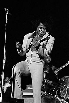 James Brown ad Amburgo (1973)