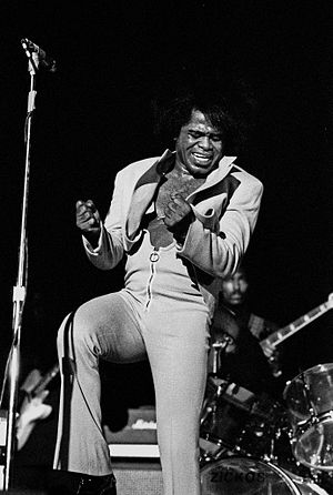 James Brown - Image: James Brown Live Hamburg 1973 1702730029