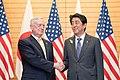 James Mattis and Shinzō Abe 180629-D-SV709-294 (43083569381).jpg