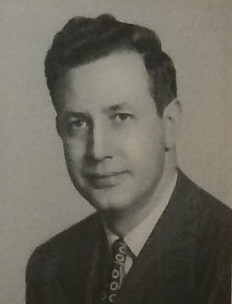 James Patrick Sutton - From 1949's Pictorial Directory of the Eighty-First Congress