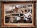 James tissot, aspettando il traghetto alla falcon tavern, 1874, 01.jpg