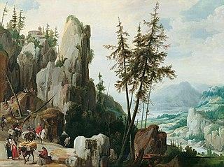 Jan Tilens Flemish painter