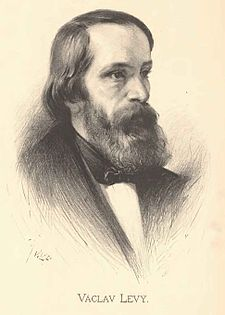 Znalezione obrazy dla zapytania Václav Levý