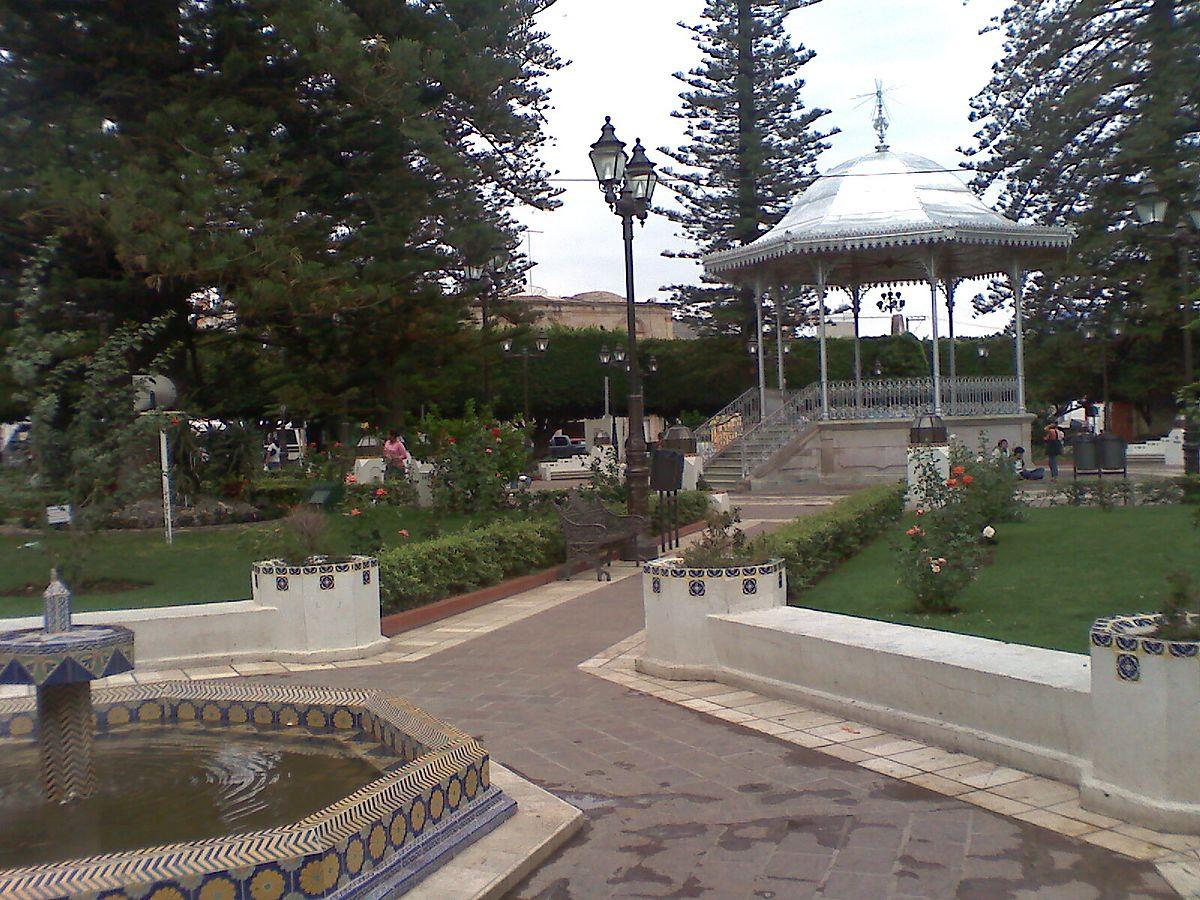 P njamo wikipedia la enciclopedia libre Villa jardin donde queda