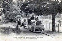 Jardin Zoologique d Acclimatation de Paris - Le tramway miniature.jpg