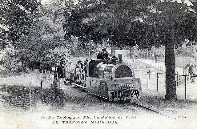 File jardin zoologique d acclimatation de paris le - Jardin d acclimatation a paris ...