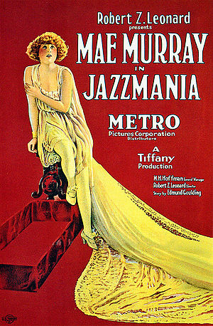 Jazzmania - Film poster