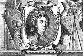 """Gregor Brandmüller - Gregoire Brandmuller in Volume IV of Jean-Baptiste Descamps' """"La Vie des Peintres..."""""""