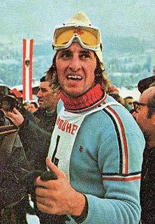 Jean-Noël Augert French alpine skier