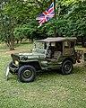 Jeep, 1943, 2199cc, in Easton Lodge Gardens, Little Easton, Essex, England 5.jpg