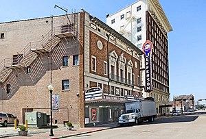 Jefferson Theatre - Image: Jefferson Theatre, Beaumont, Texas
