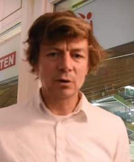 Jeroen Straathof Dutch cyclist and speed skater