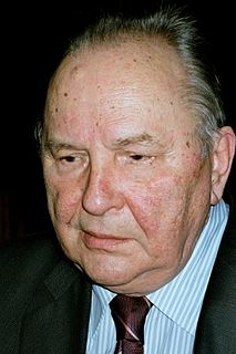 Jerzy Szacki Polish sociologist