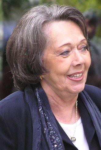 2013 in the Czech Republic - Jiřina Jirásková (1931–2013) in 2006