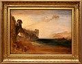Jmw turner, baia rocciosa con figure, 1827-30 ca.jpg