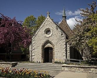 St. Joan of Arc Chapel - St. Joan of Arc Chapel, Marquette University
