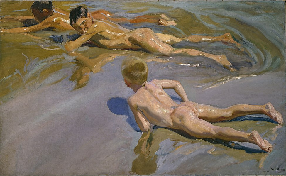 bathing - image 1