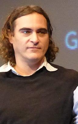 Joaquin Phoenix NYFF 2013 (cropped)