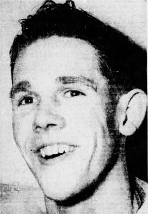 Joe Bell - Bell pictured in 1942