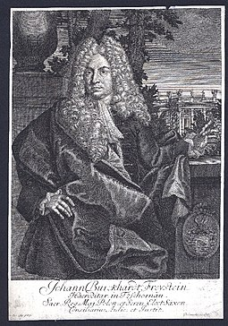 Johann Burchard Freystein