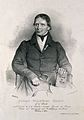 Johann Wilhelm Klein. Lithograph by J. Kriehuber, 1831. Wellcome V0003235.jpg