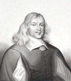 Oliver Cromwell's head - John Bradshaw