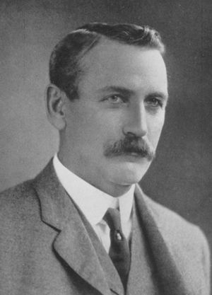 John Frank Stevens - Portrait of John Frank Stevens