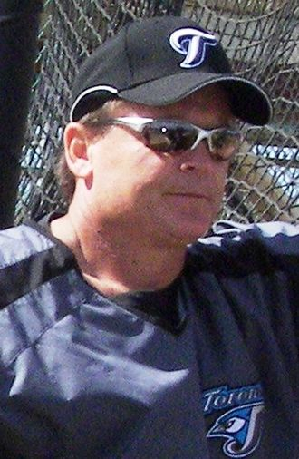 John Gibbons - Gibbons in 2007 during his first stint with the Blue Jays
