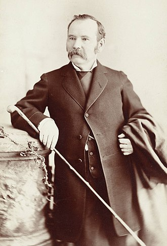 Governor of Colorado - Image: John Long Routt