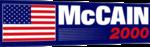 John McCain presidential campaign, 2000.png