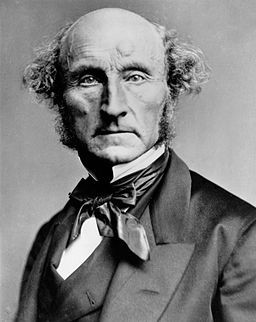 John Stuart Mill by London Stereoscopic Company, c1870
