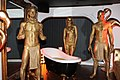 Johnnie Walker Gold Bullion Body Painting Sydney (9422450850).jpg