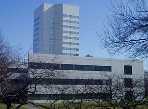 Johnson & Johnson - Image: Johnson Johnson HQ building