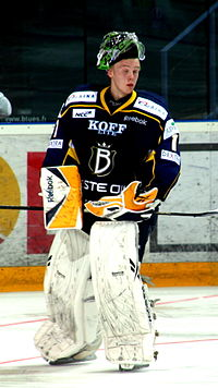 Joonatan Iilahti of the Espoo Blues - 20100812.jpg