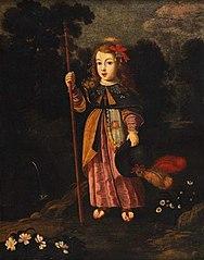 Child Jesus Pilgrim