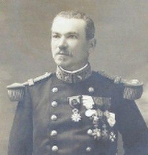 Joseph Gaudérique Aymerich - Image: Joseph Gaudérique Aymerich