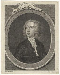 Joseph Spence (author) 18th-century English historian