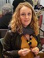 Judith Gueyfier-Festival international de géographie 2011.jpg